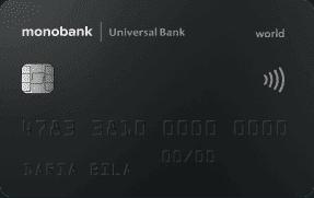 Black Card monobank